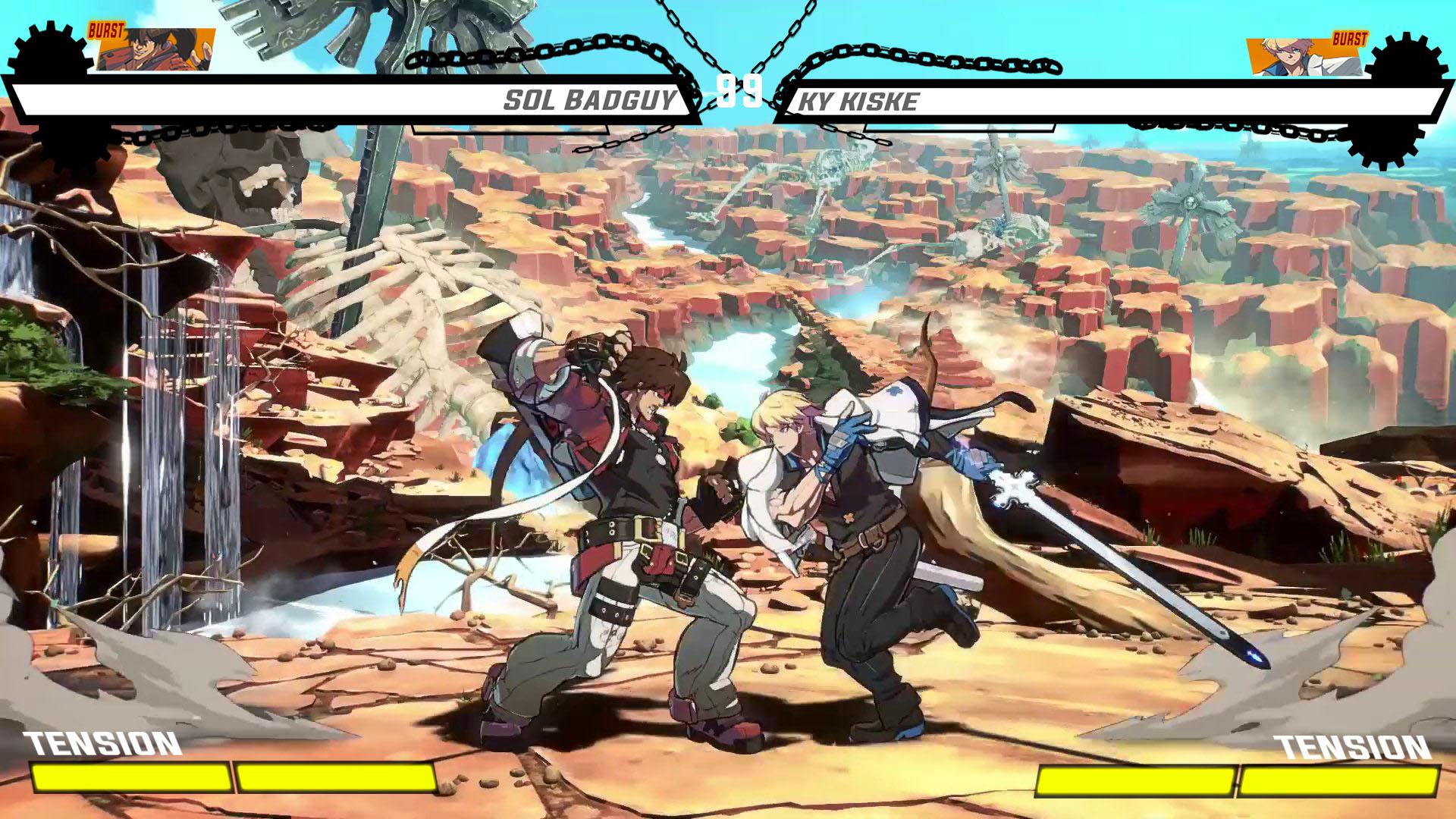 guilty gear strive gameplay wallpaper 73121