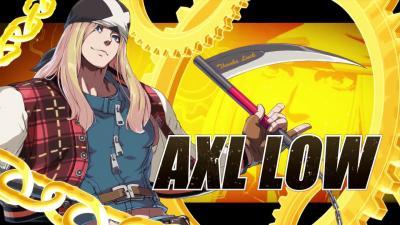 Guilty Gear Strive Axl Low Wallpaper 73125