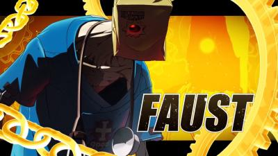 Guilty Gear Strive Faust Wallpaper 73127