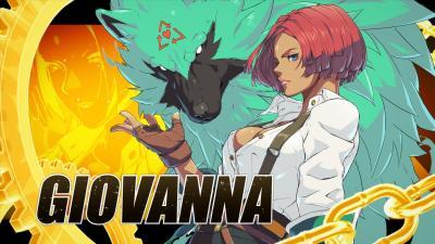 Guilty Gear Strive Giovanna Wallpaper 73126