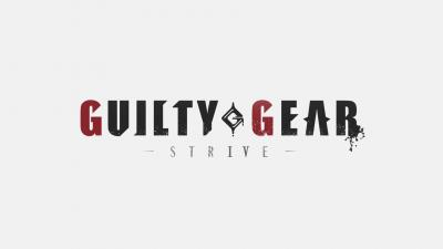Guilty Gear Strive Logo Wallpaper 73128
