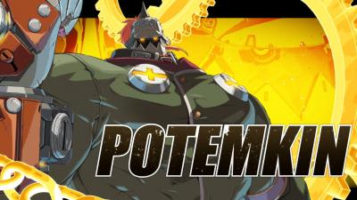 Guilty Gear Strive Potemkin Wallpaper 73137