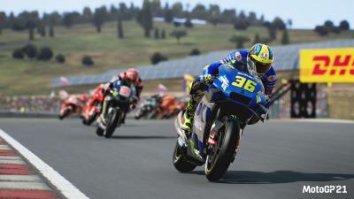 MotoGP 21 4K Wallpaper 74438