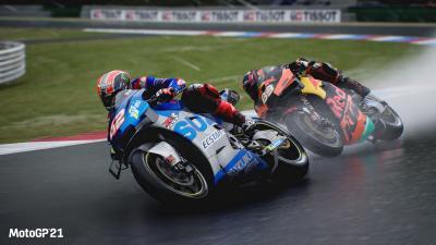 MotoGP 21 Wide Wallpaper 74434