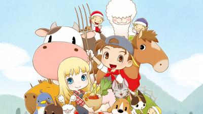 Story of Seasons Pioneers of Olive Town Game Wallpaper 73164