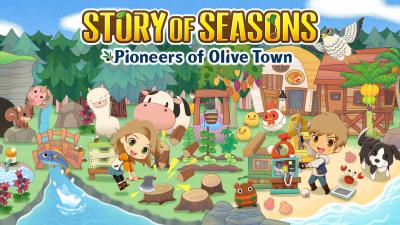 Story of Seasons Pioneers of Olive Town Video Game Wallpaper 73169
