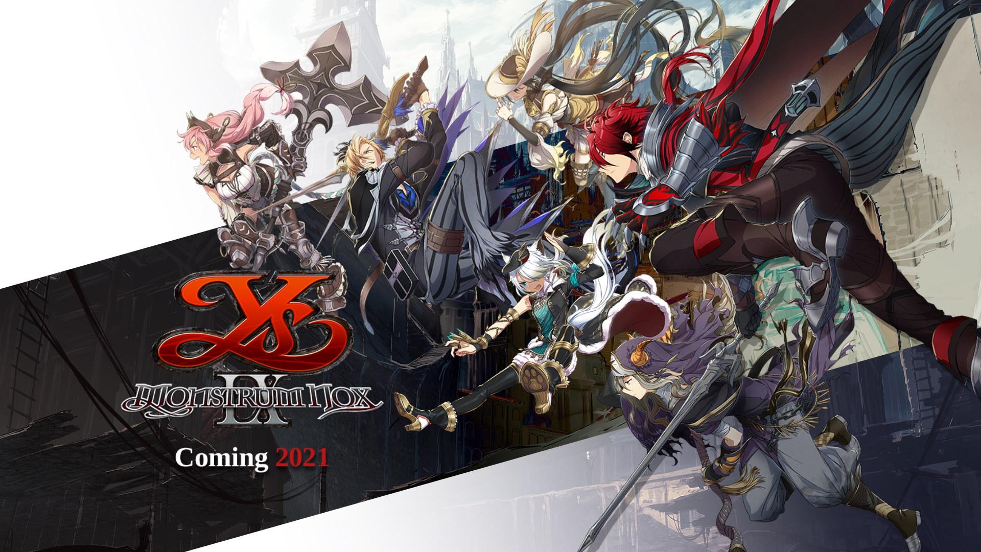 ys ix monstrum nox wallpaper 73158