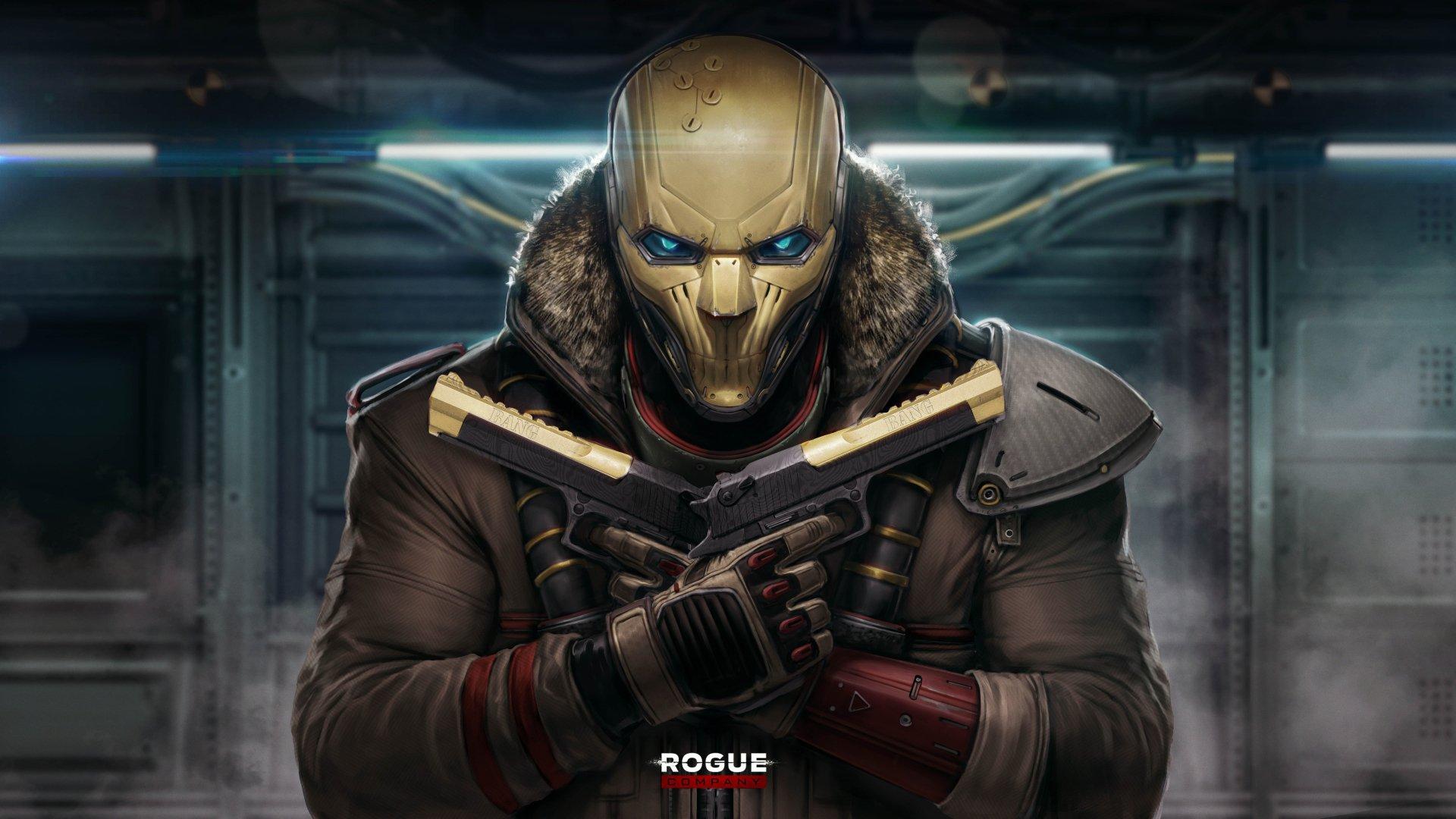 rogue company wallpaper 74093