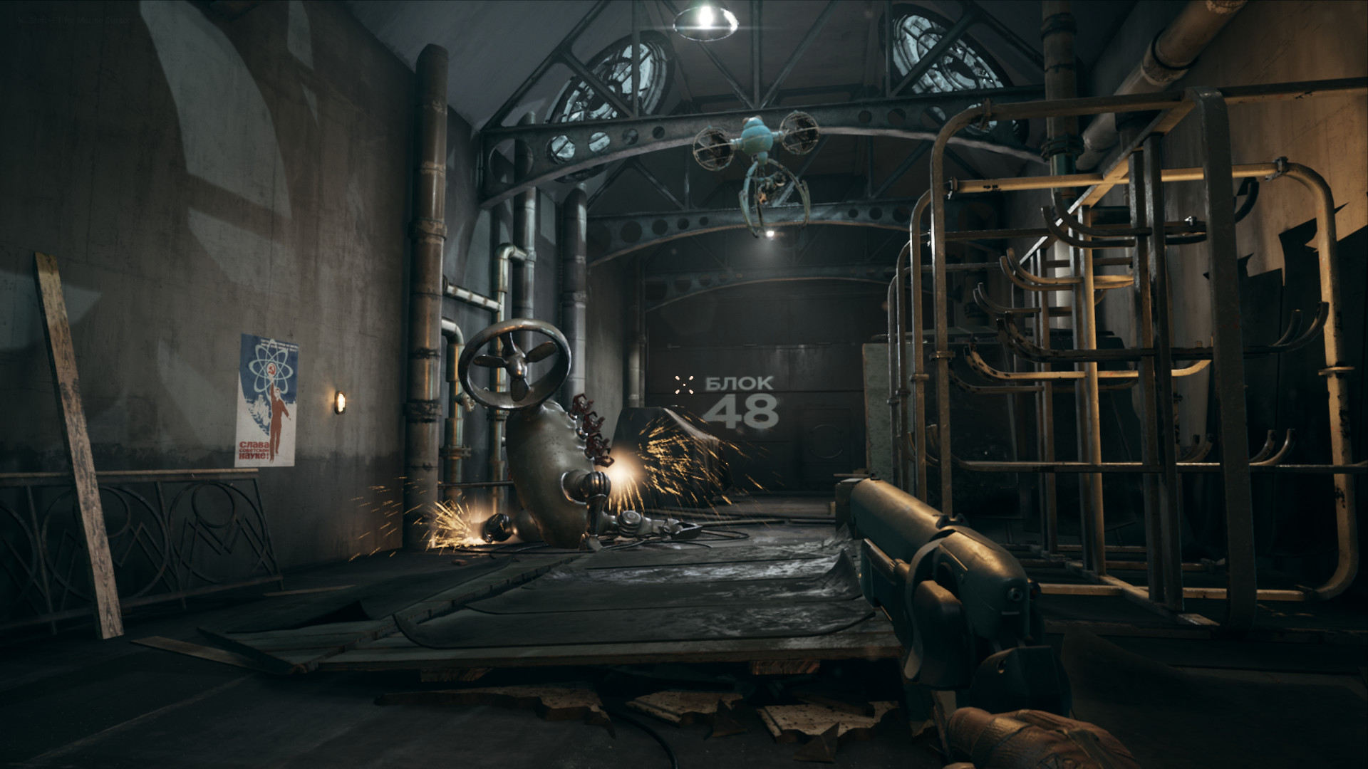 atomic heart screenshot wallpaper 73337