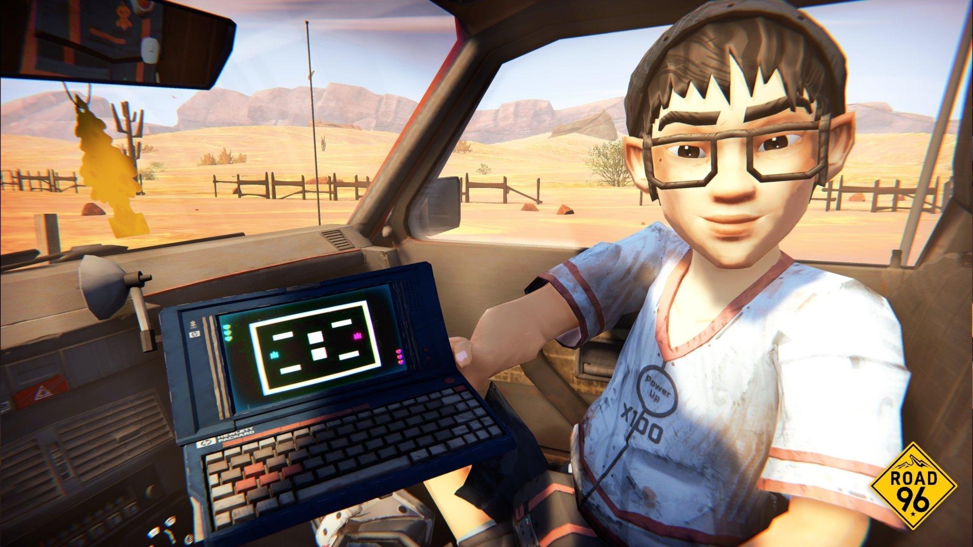 road 96 gameplay wallpaper 75650