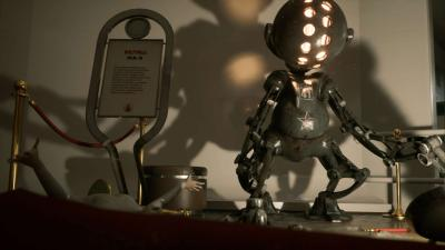 Atomic Heart HD Wallpaper 73338