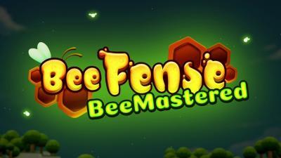 BeeFense BeeMastered Logo Wallpaper 74710