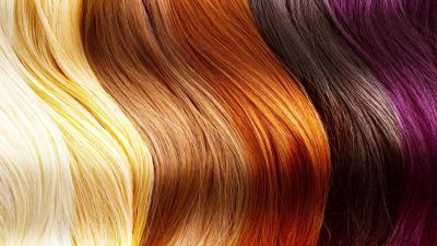 Colorful Hair Wallpaper 75174