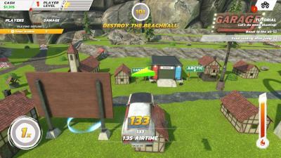 Crash Drive 3 Background Wallpaper 74934