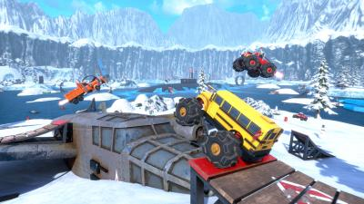 Crash Drive 3 Desktop Wallpaper 74931