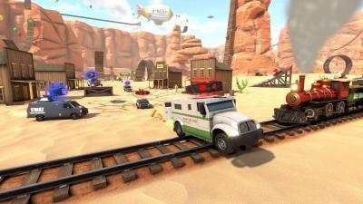 Crash Drive 3 Desktop Wallpaper 74938