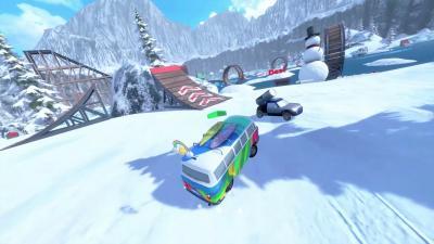 Crash Drive 3 Gameplay Wallpaper 74932
