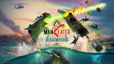 Maneater Video Game Wallpaper 74507