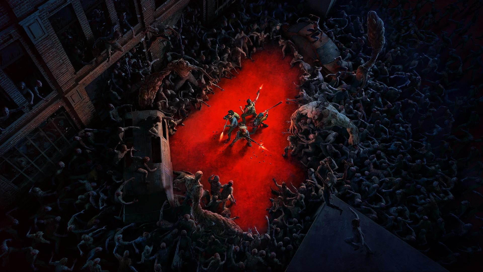 back 4 blood hd wallpaper 73185