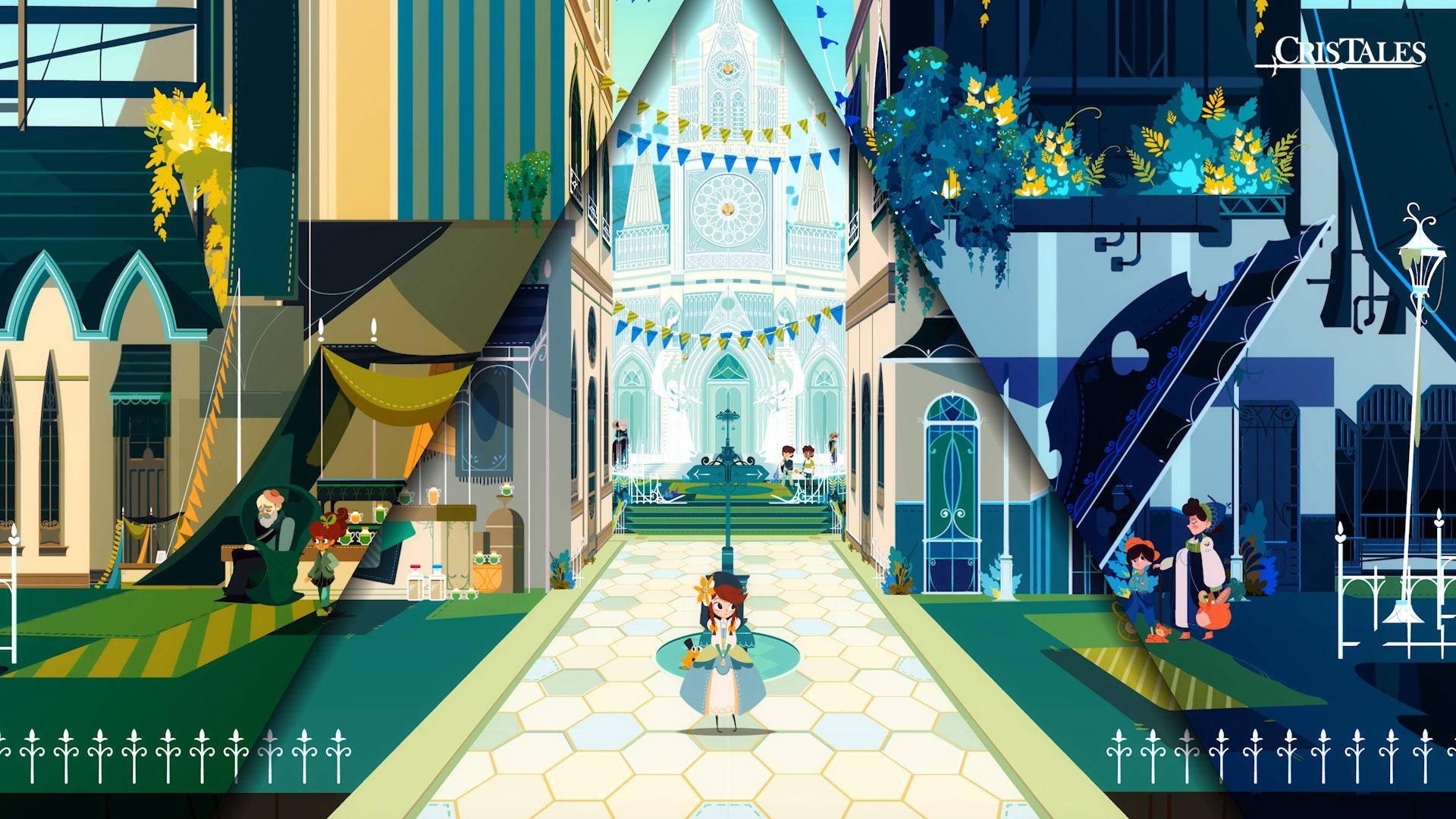 cris tales gameplay wallpaper 72889