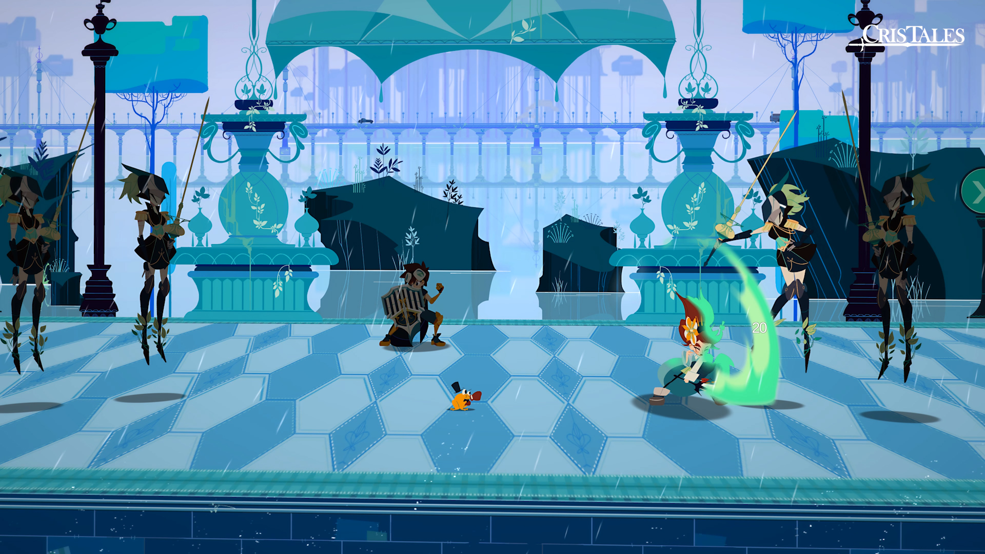 cris tales screenshot wallpaper 72893