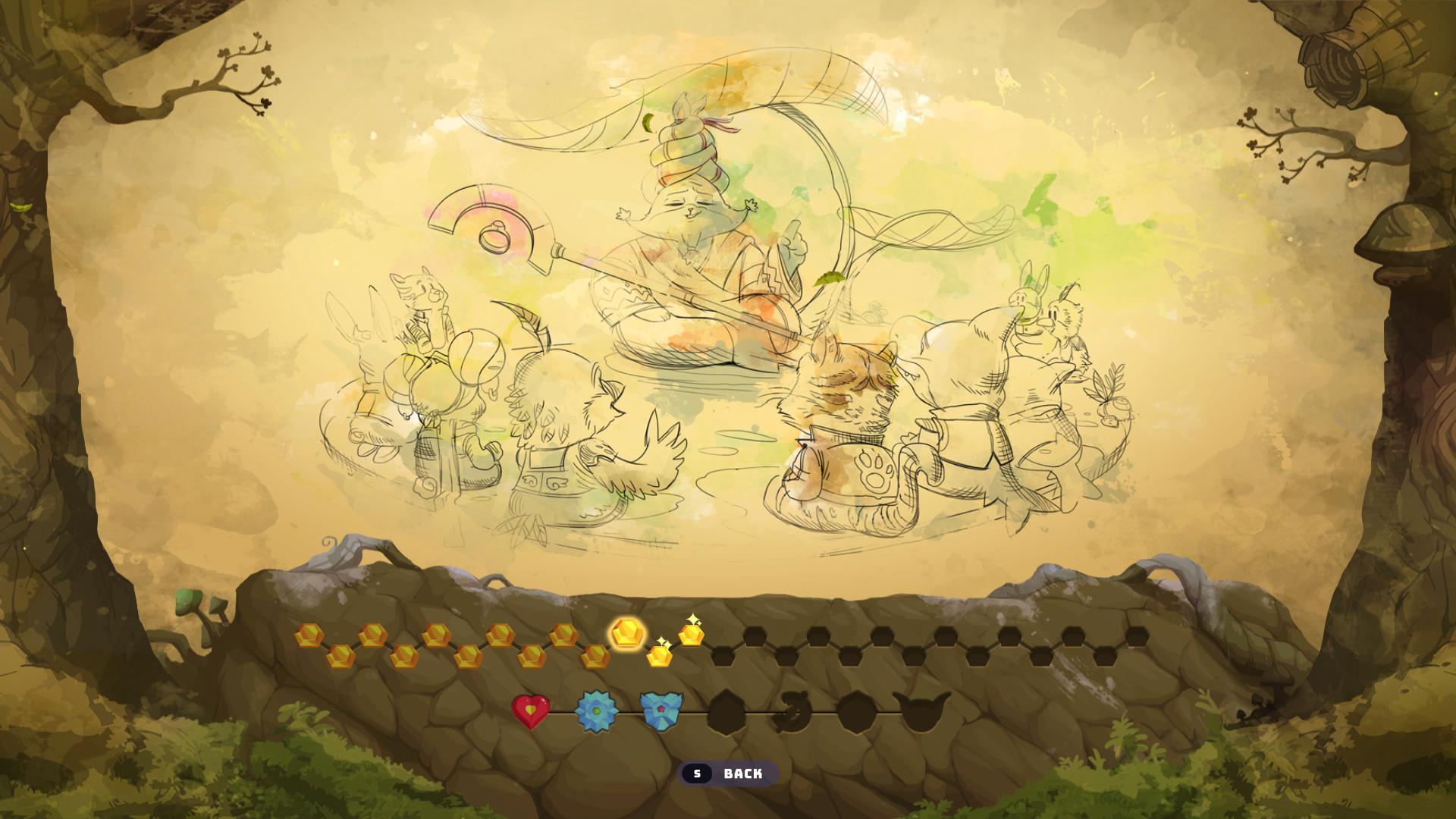kaze and the wild masks screenshot wallpaper 73719