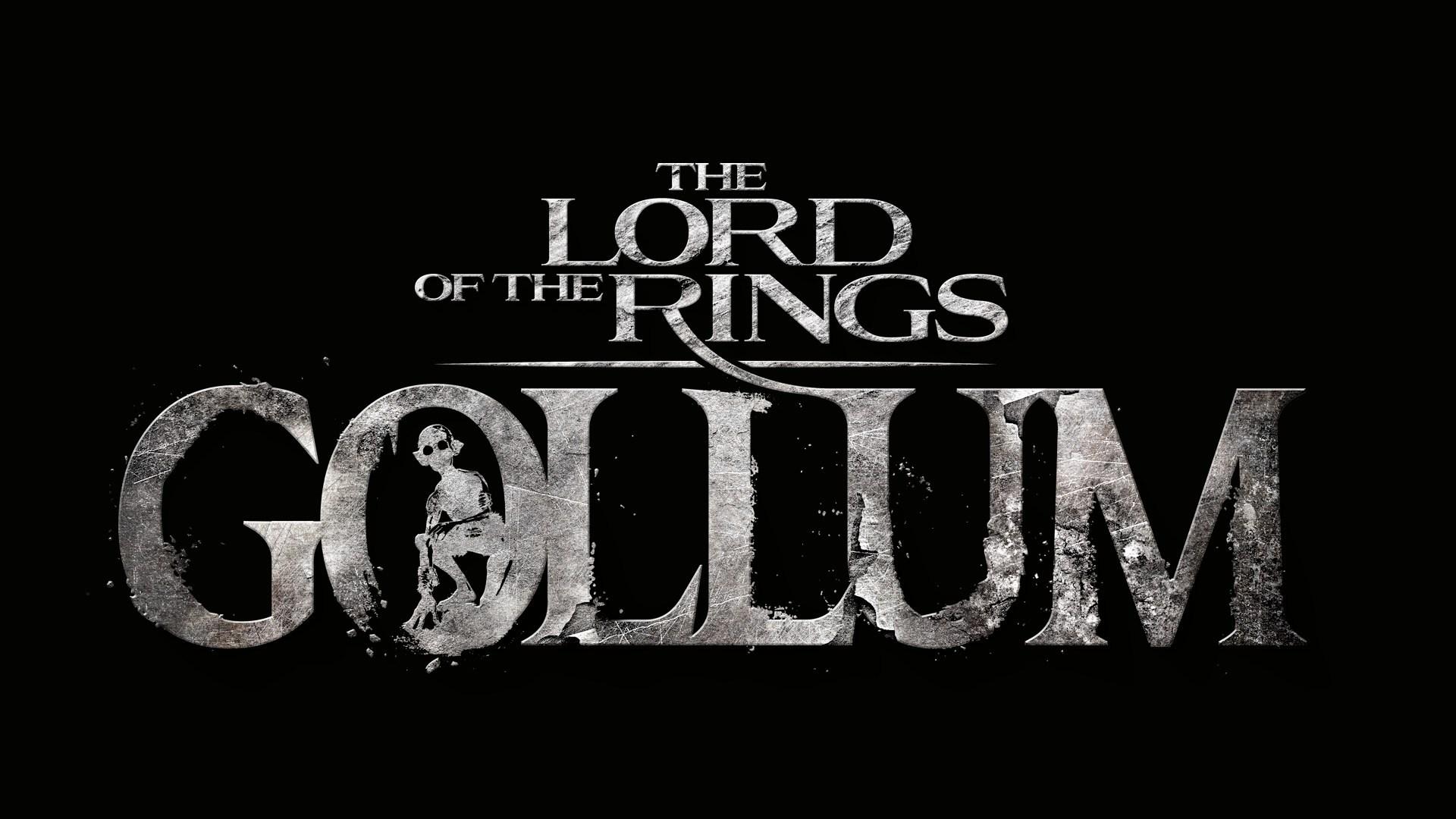 lord of the rings gollum logo wallpaper 73206
