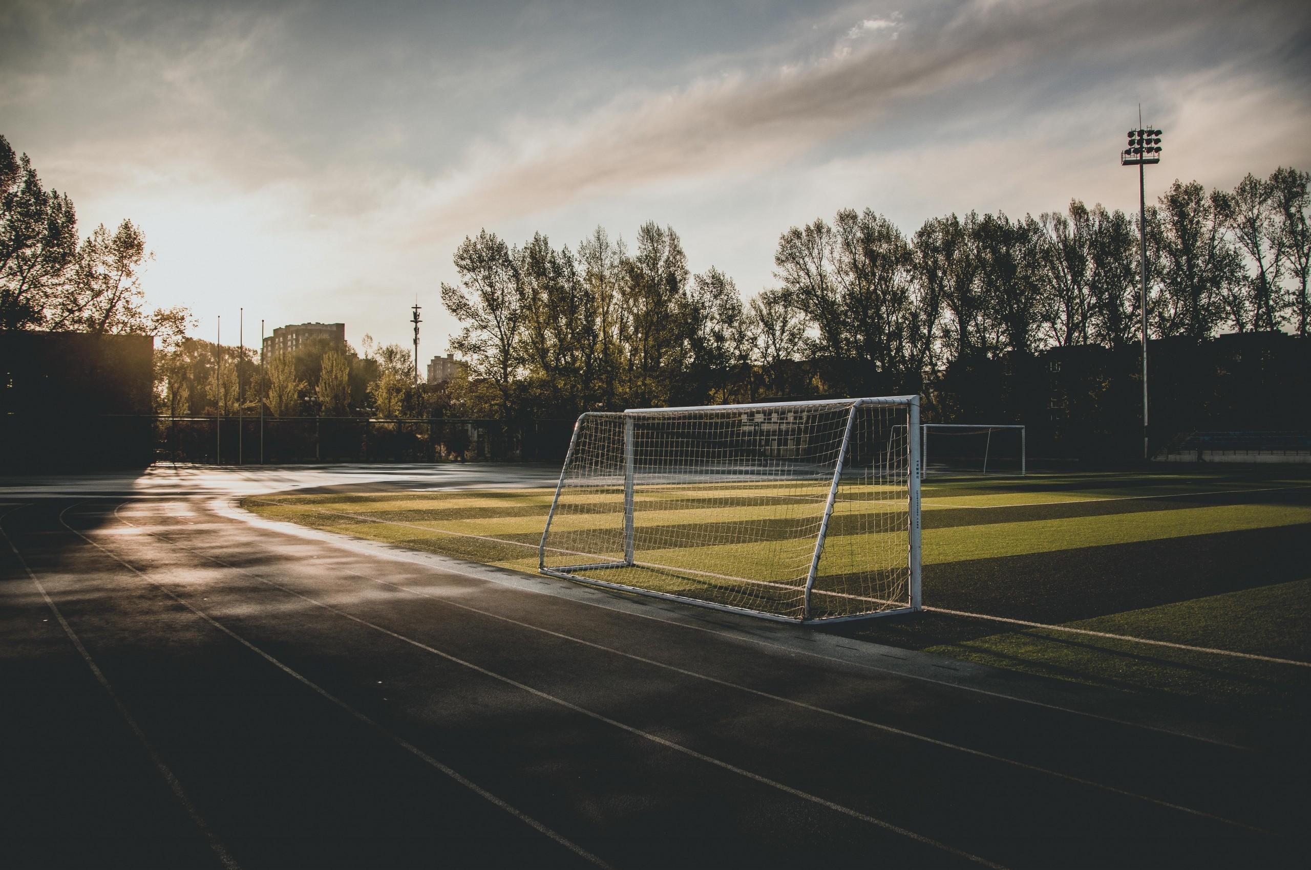 soccer goal hd wallpaper 73904
