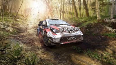 4K WRC 9 Wallpaper 72896