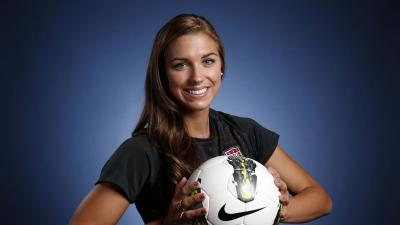 Alex Morgan Team USA Soccer Wallpaper 73895