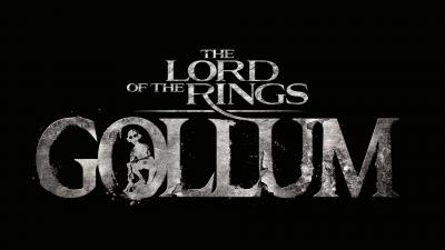 Lord of the Rings Gollum Logo Wallpaper 73206