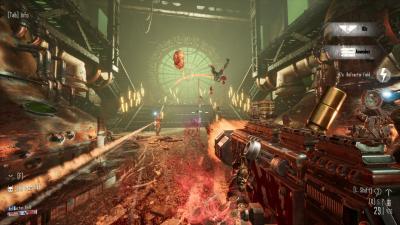 Necromunda Hired Gun Gameplay Wallpaper 75197