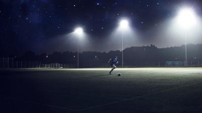 Night Soccer Wallpaper 73902