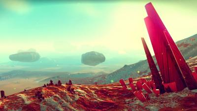 No Mans Sky HD Wallpaper 73618