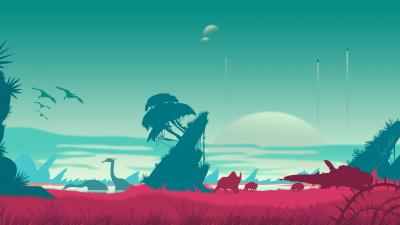 No Mans Sky Widescreen Wallpaper 73609