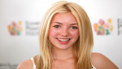 Peyton List Smile Wallpaper 73742