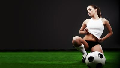 Sexy Soccer Wallpaper 73901
