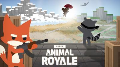 Super Animal Royale Desktop Wallpaper 75184