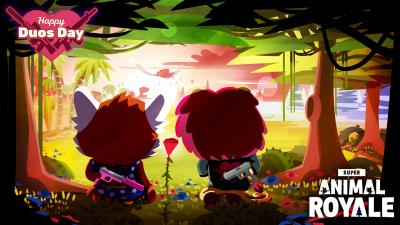 Super Animal Royale Duos Wallpaper 75178