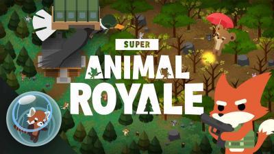 Super Animal Royale Game Wallpaper 75194