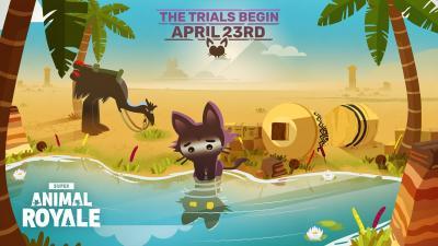 Super Animal Royale Video Game Wallpaper 75195