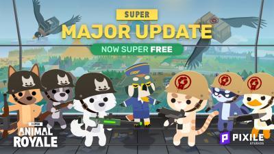 Super Animal Royale Wallpaper 75176