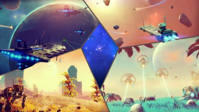 Video Game No Mans Sky Wallpaper 73616