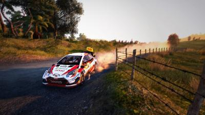 WRC 9 HD Wallpaper 72902