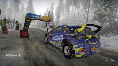 WRC 9 Wallpaper 72909