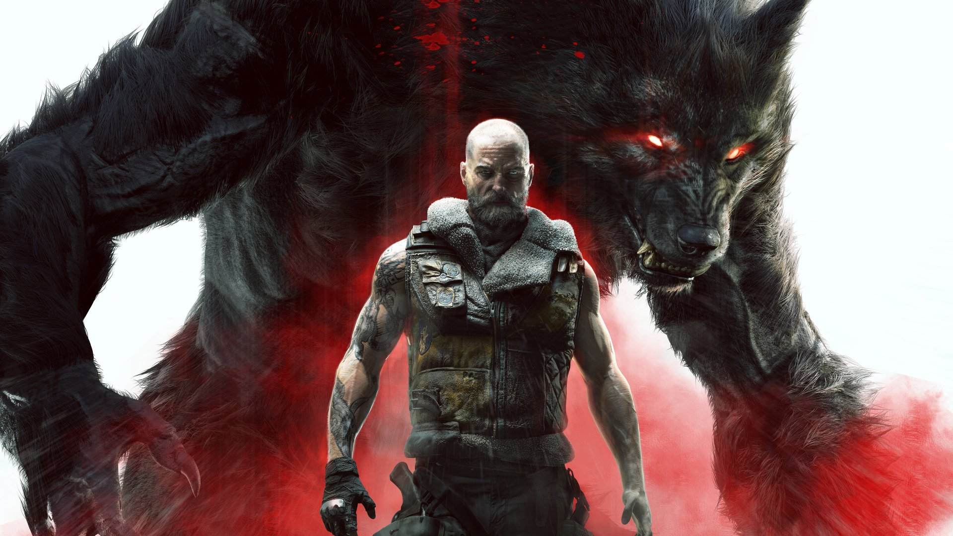 werewolf the apocalypse earthblood wallpaper 72932