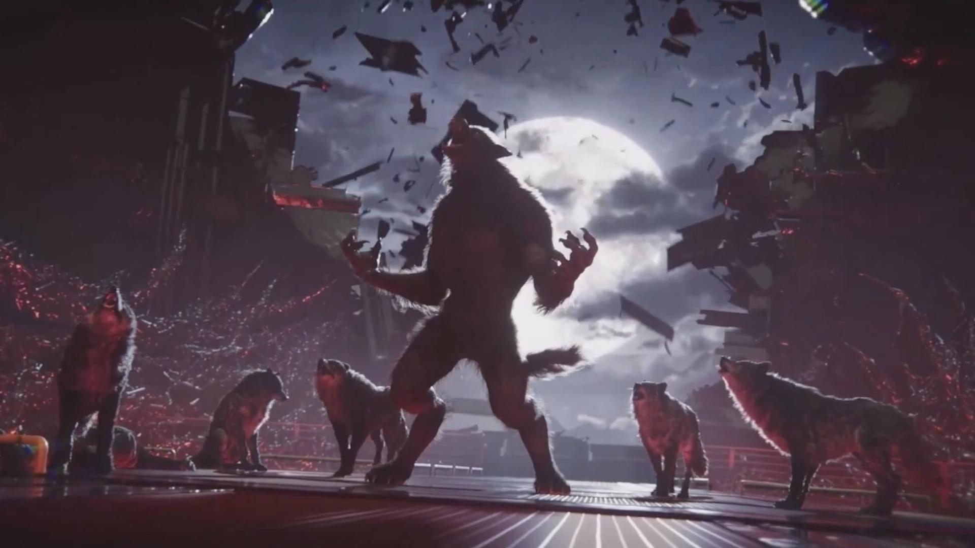 werewolf the apocalypse earthblood wallpaper 72935