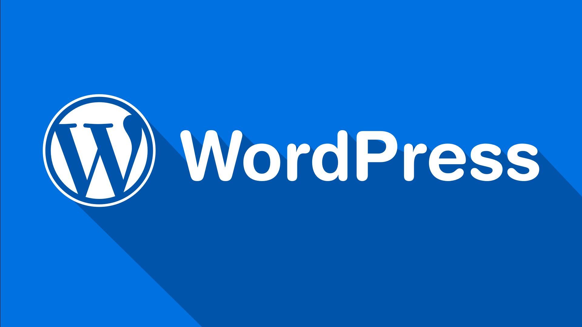 wordpress logo desktop wallpaper 74193