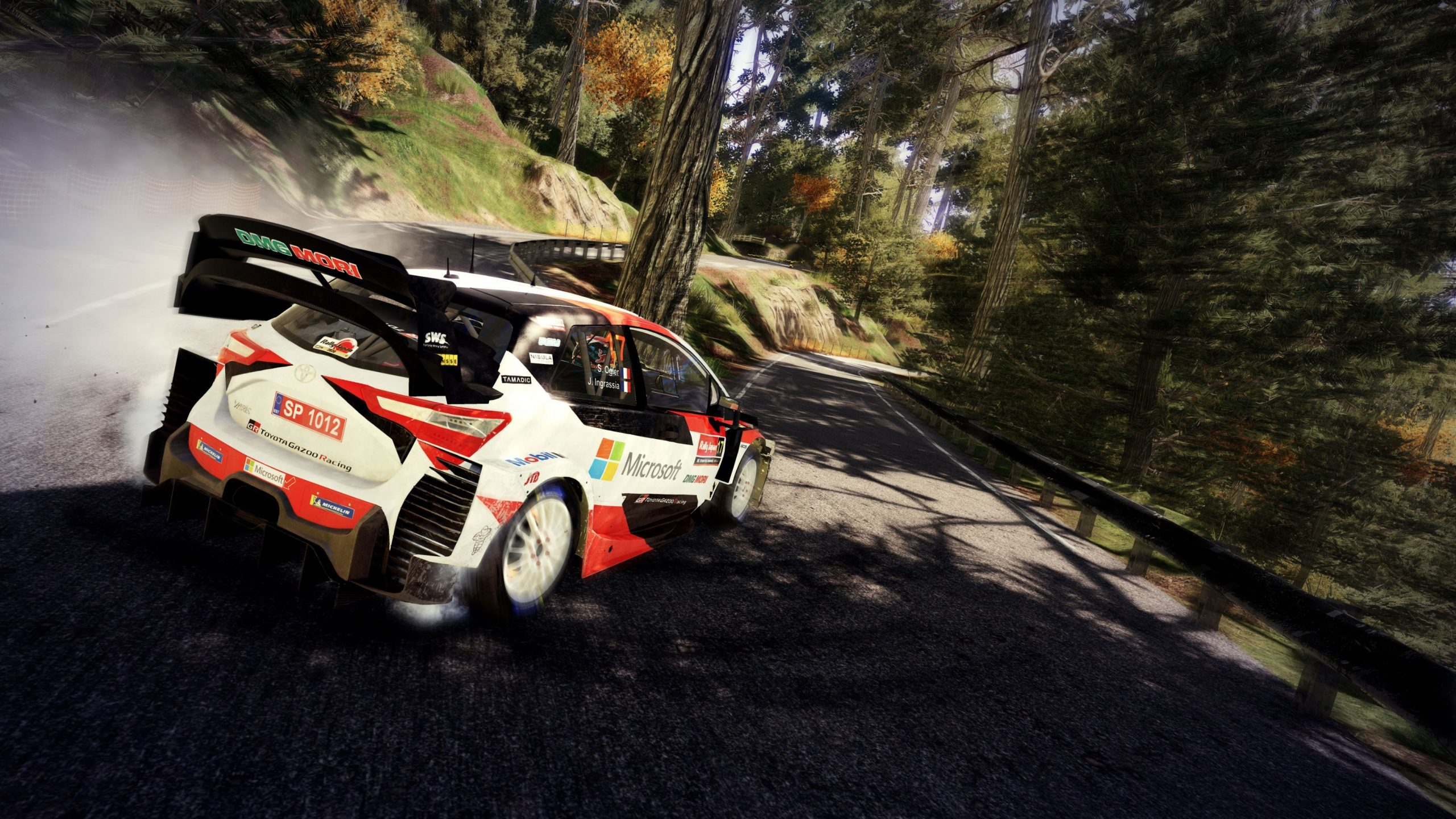 wrc 9 hd background wallpaper 72910