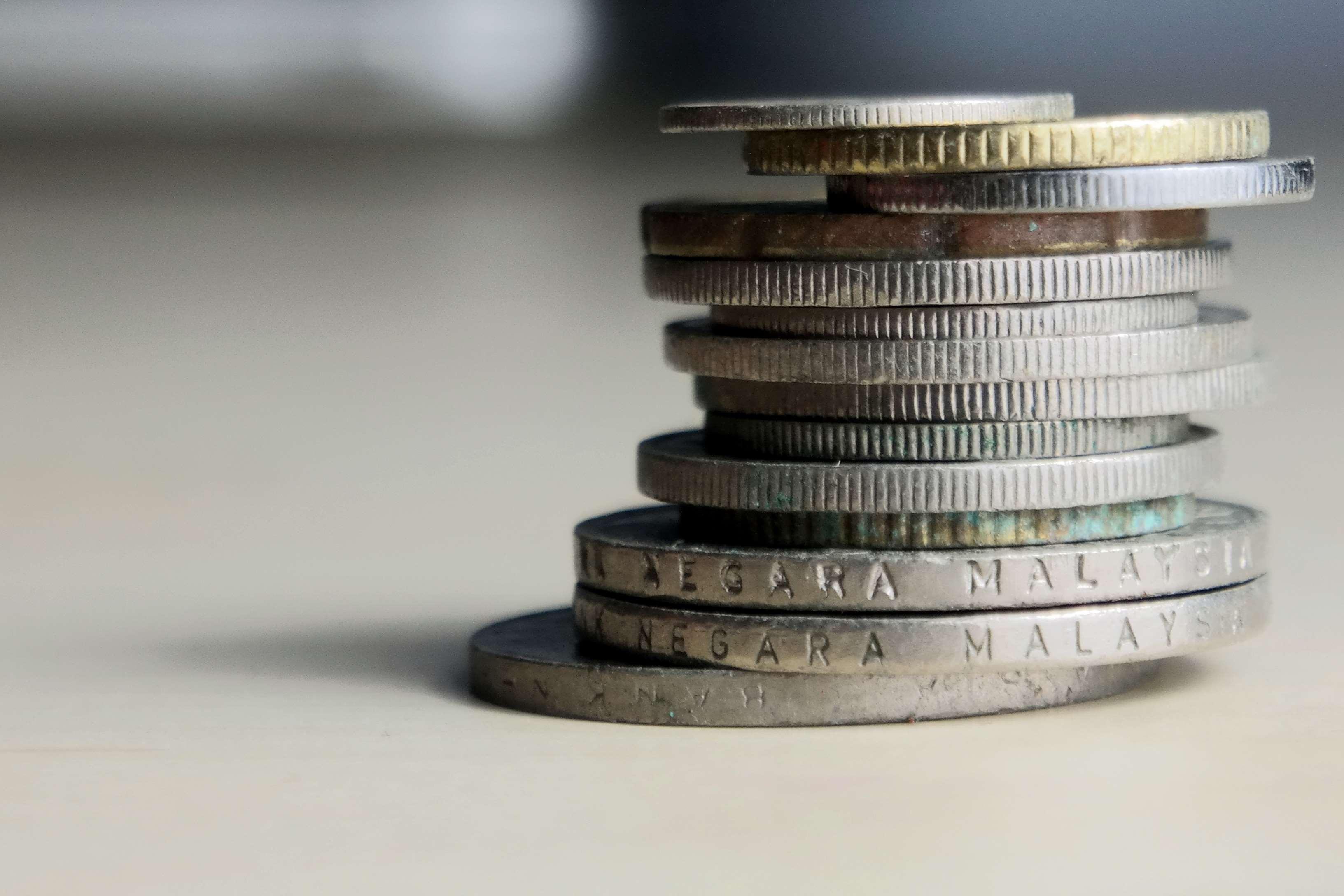 coins widescreen hd wallpaper 73909